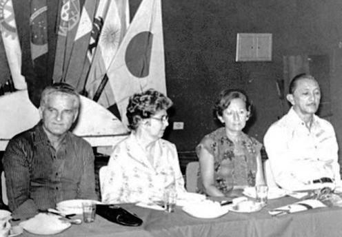 23 anos da morte de Ubaldo Corrêa; a biografia política do ex-prefeito, segundo a FGV, Ubaldo, Terezinha, Albanira e