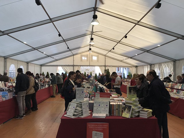 35 Fira Llibre Castelló - Dia 26