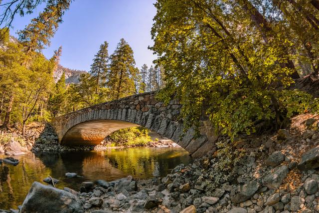 Pohono Bridge Yosemite