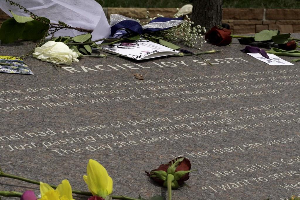 Columbine Memorial: 4.20.19