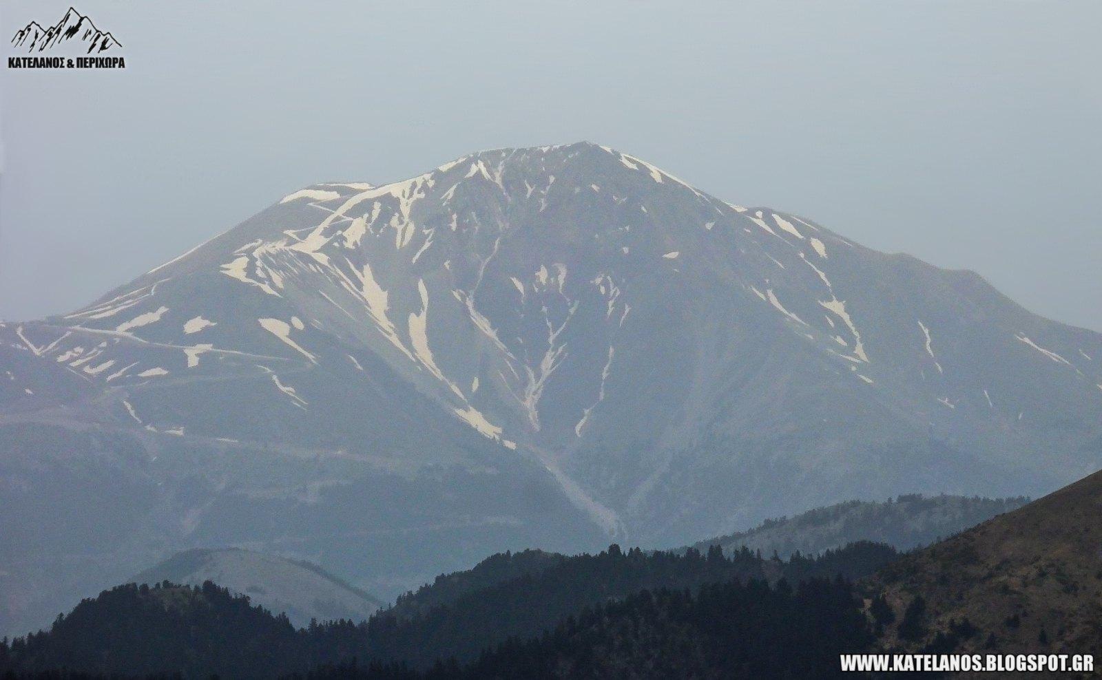 βελουχι σειντανι ψηλη κορυφη χιονουρες