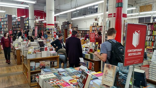 New York Strand bookstore