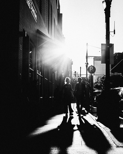 monochromatic nikon sunset street d500 bw blackwhite arkansas monochrome downtown outside blackandwhite mono littlerock 2019 city nikkor35mm