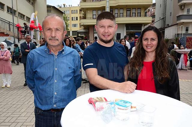Ahmet Durak, Evre Yüksel, Evren Yüksel.