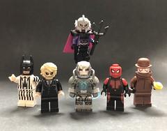 DC/Marvel figbarf