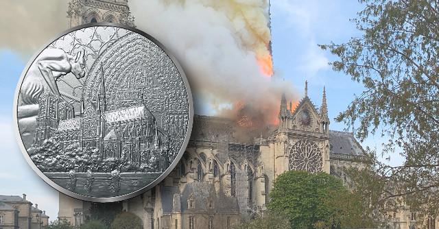 Monnaie de Paris Notre Dame products