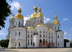 The Kiev-Pechersk Lavra, UNESCO World Heritage Site