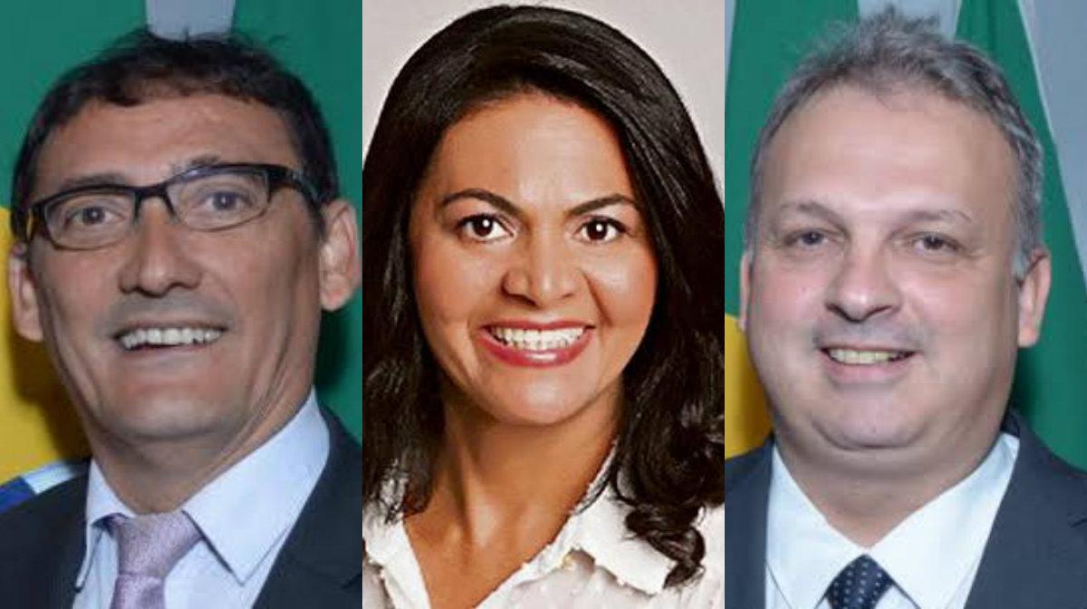 Marquinho e Josy lideram disputa para prefeito em Altamira; leia + 5 dados da pesquisa, Marquinho, Josy e Loredan