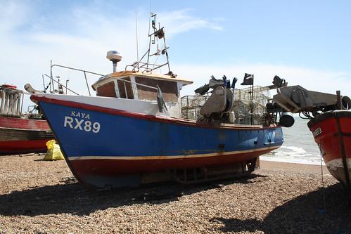Fishing Boat RX89 KAYA