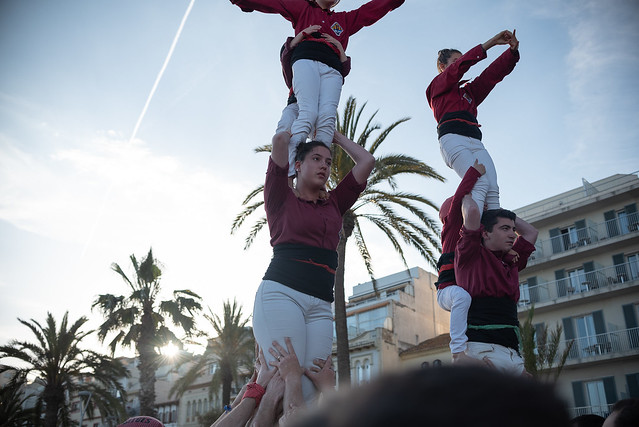 Actuació de Sant Jordi 2019