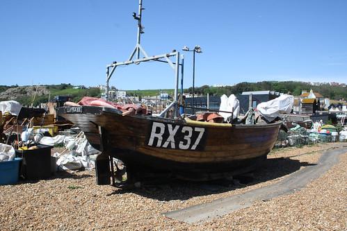Fishing Boat RX37 BLOODAXE