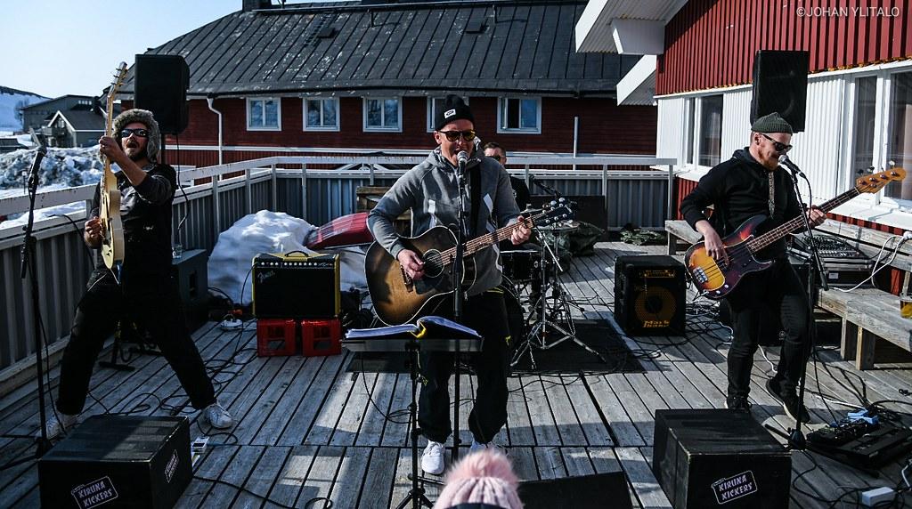 Kiruna Kickers, Riksgränsen 2019-04-27