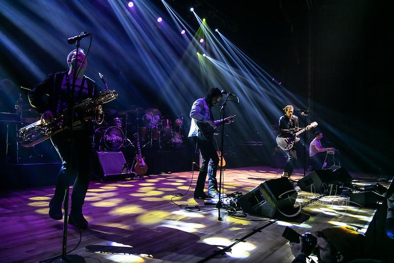 The Revivalists in concert, Royal Oak Music Theater, Royal Oak, USA - 20 April 2019