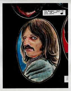 RINGO STARR (BEATLES 1967-1970- Juin 1974)