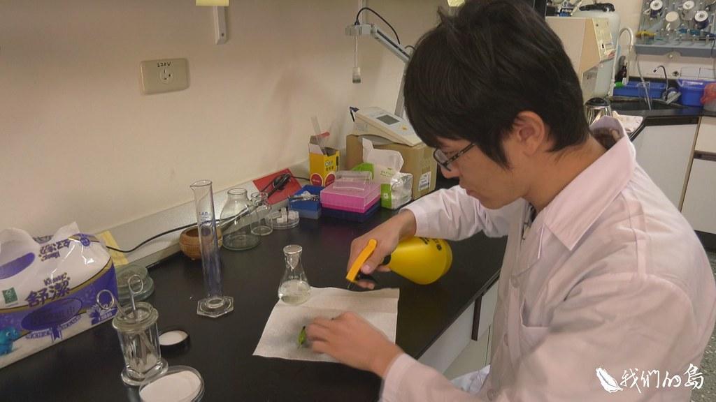 1001-3-16為了讓稀有瀕臨滅絕物種繼續繁殖下去,從種子採集到實驗室的組織栽培,都扮演重要角色。