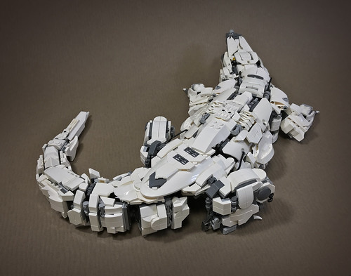 LEGO Mecha Crocodile Mk2-08