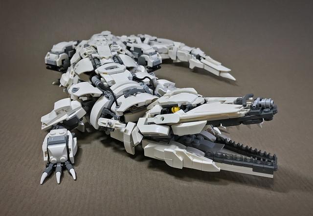 LEGO Mecha Crocodile Mk2-04