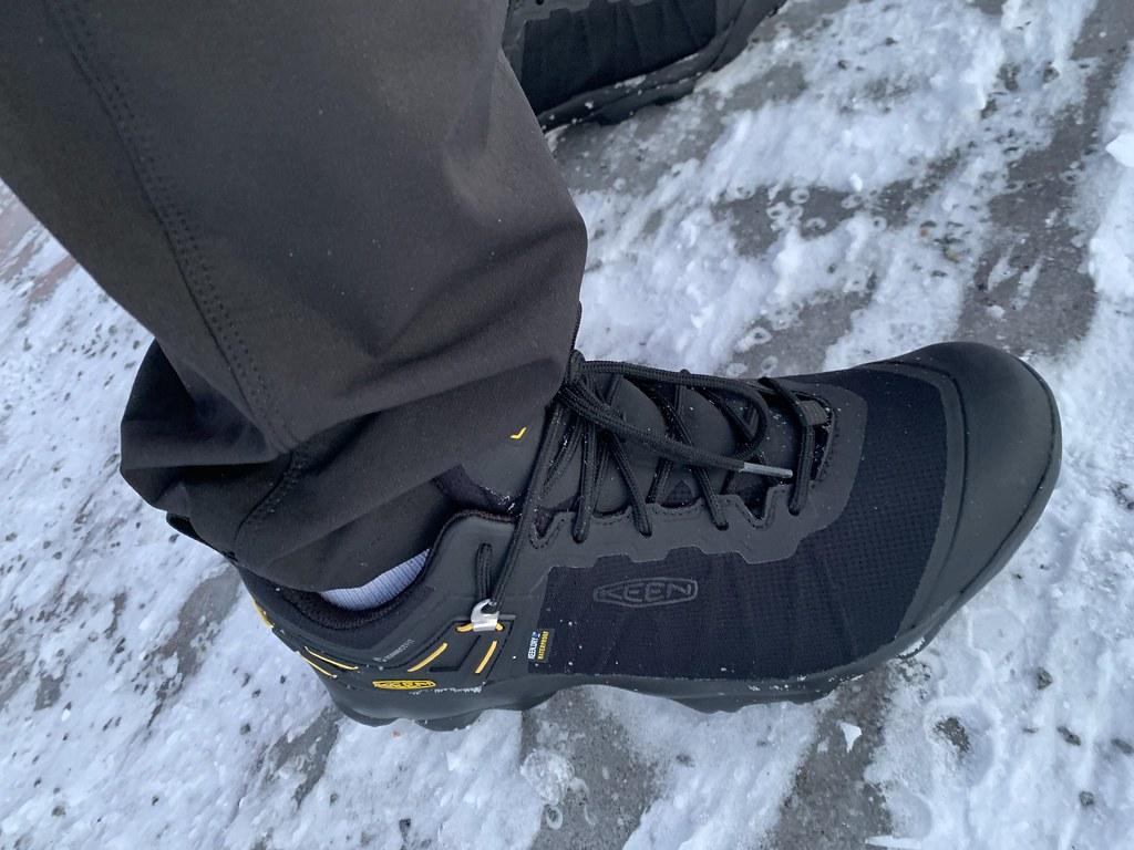 Keen Venture WP Waterproof Hiking Shoes