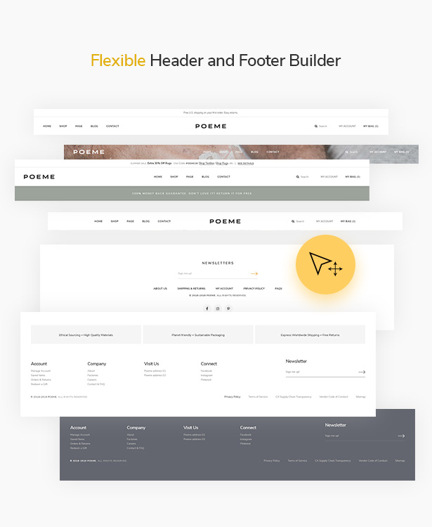Ap Poeme Elegant & Professional Versatile Shopify Theme - multi-purposes