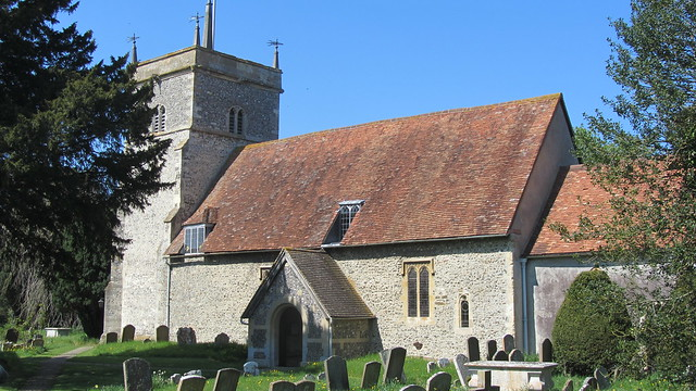 Bucklebury Church 5071
