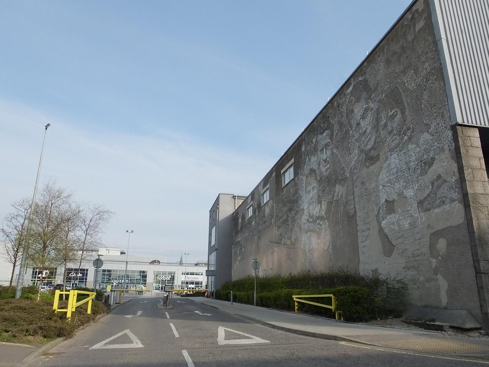 Nuart Aberdeen 2019: Vhils