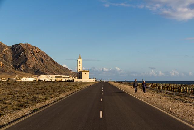 Spain - Almeria - Salinas church