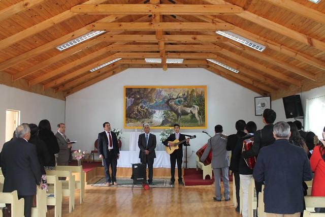 ¡Anunciando a un Cristo Vivo! Semana Santa en Trehuaco