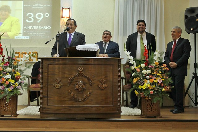 """""""En las manos de Dios somos poderosos"""" Confraternidad IMPCH Chiguayante / IMPCH Cabrero"""