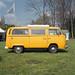 Aircooled VWs on medium format film