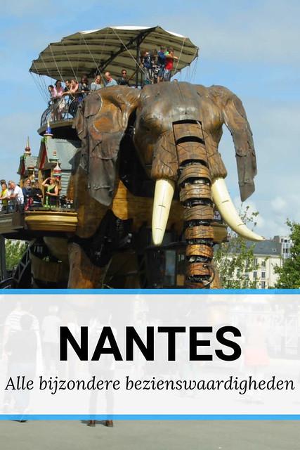 Bezienswaardigheden Nantes, bekijk de leukste highlights | Mooistestedentrips.nl