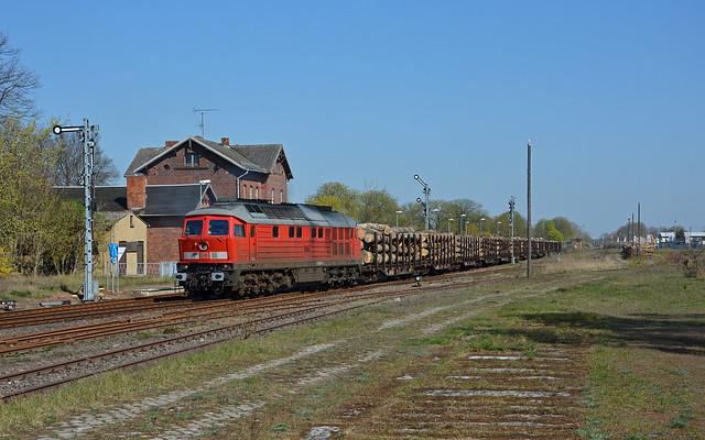 DB Cargo 232 347-5 - Malchow