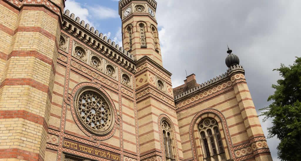 Grote Synagoge, Boedapest | Mooistestedentrips.nl