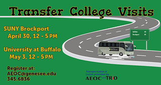 Mon, 04/22/2019 - 12:17 - Transfer College Visits flyer