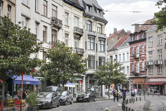 Brussels, Town