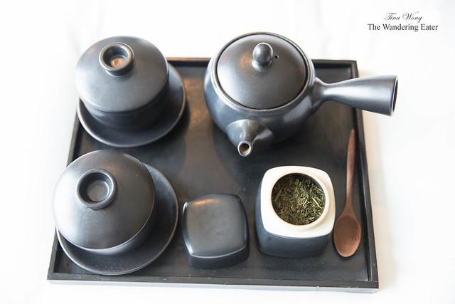 Lovely Japanese tea set