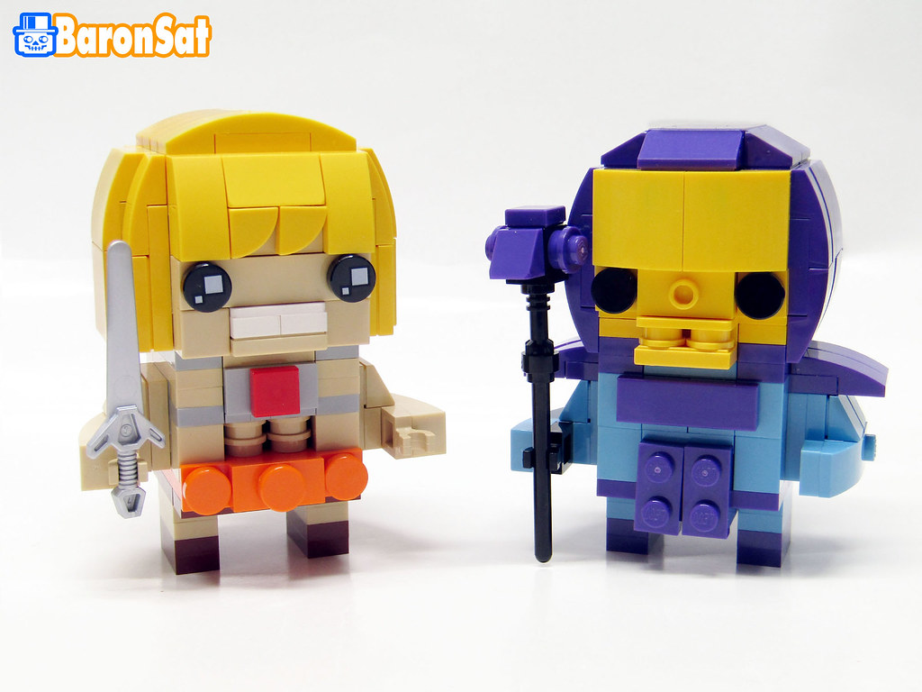 Lego He Man Skeletor 01 I Know Brickheadz Are Dead And Nob Flickr