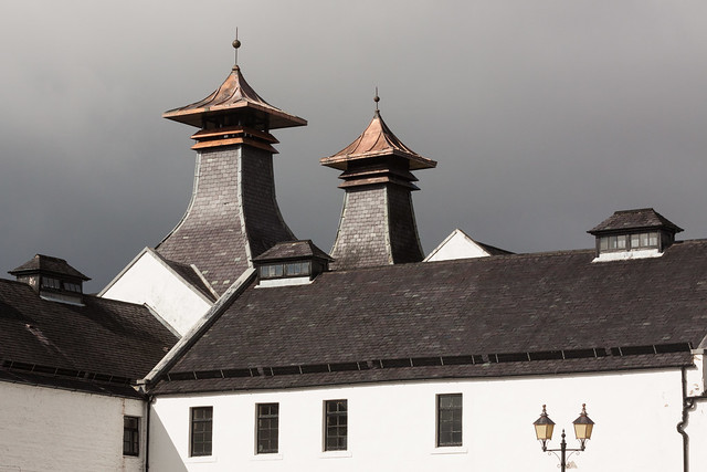 Dalwhinnie Distillery, Dalwhinnie, Scotland