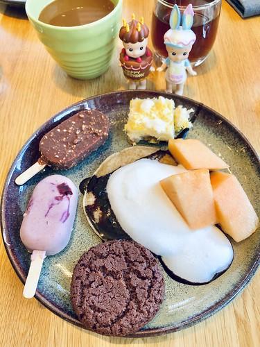 vegan eats stockholm, april 2019 (plantbased power brunch, radisson blu royal park hotel solna 🌱💚)