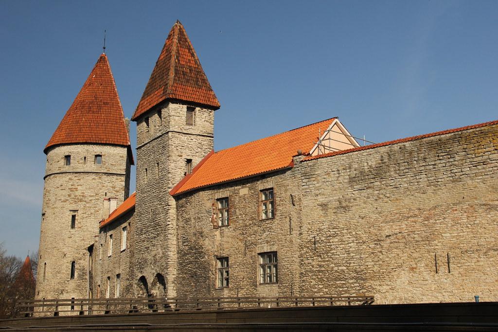 Old town walls, Tallinn