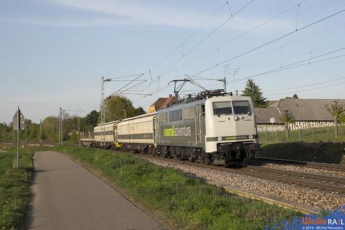 111 215 . railadventure . Übach-Pallenberg . 22.04.19.