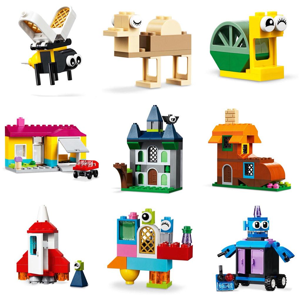 LEGO 11004 CREATIVE WINDOWS