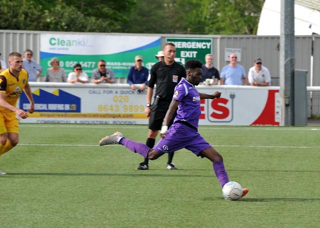 VNL: Sutton United 2-2 Maidstone United