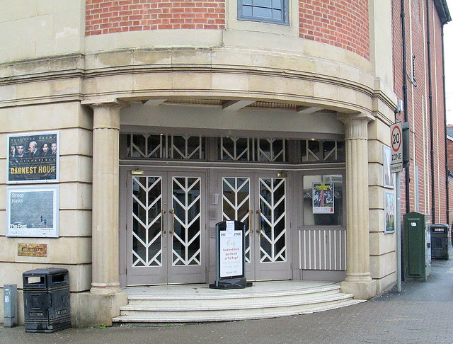 Doors, Regal Cinema, Evesham