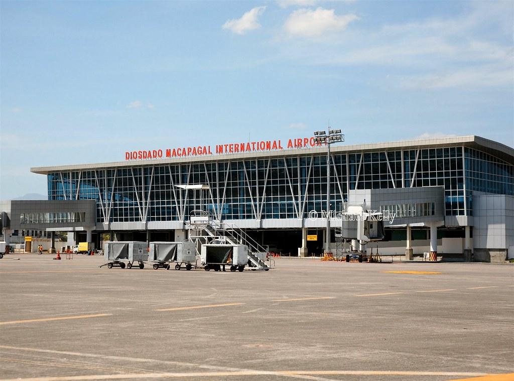 Diosdado Macapagal International Airport (Clark Air Force …   Flickr