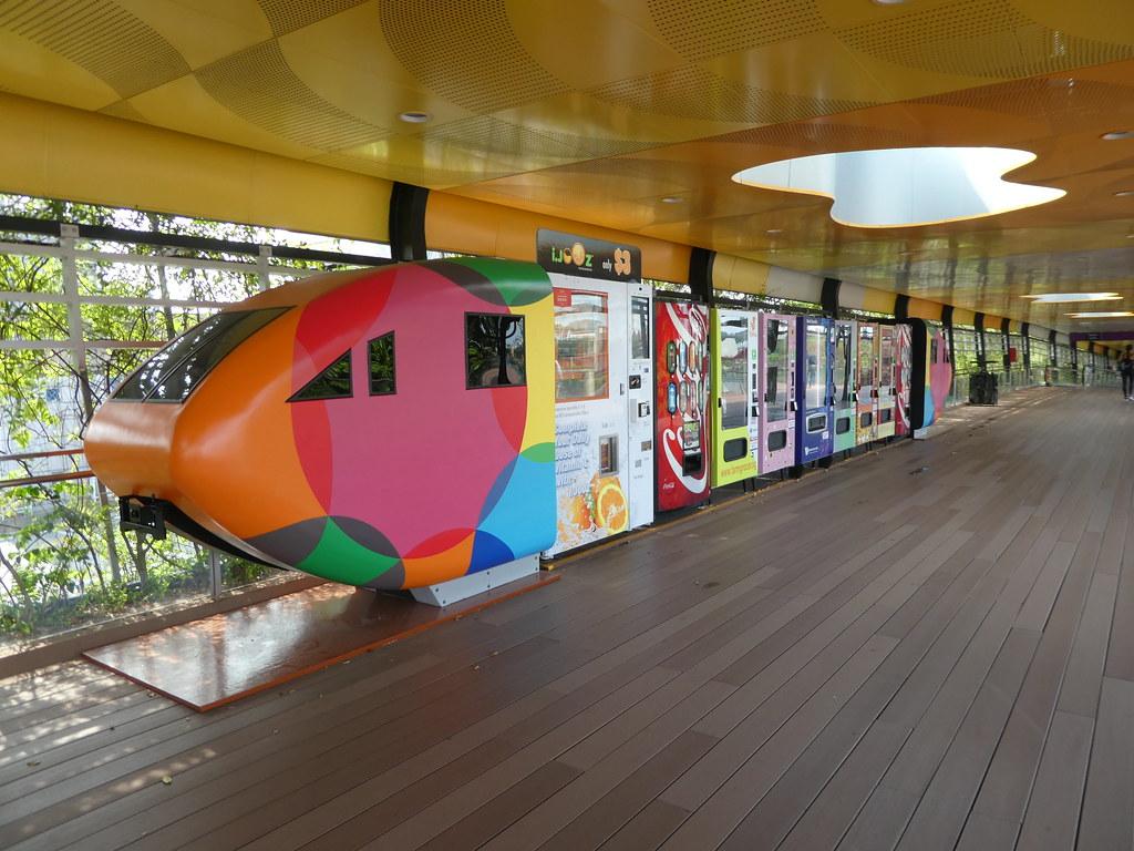Sentosa Express, Singapore