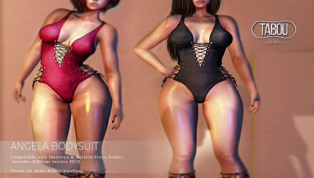 Angela Bodysuit @ Kinky event