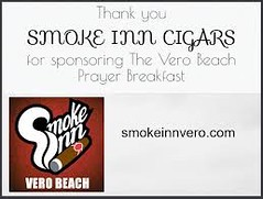 Proud Sponsor of the Vero Beach Prayer Breakfast