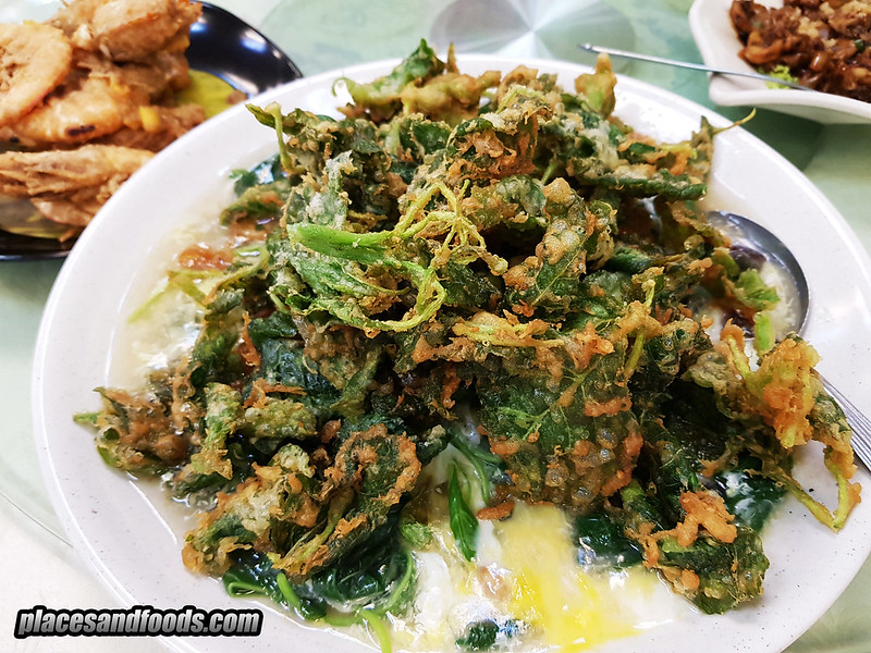 restoran 9888 cheras fried vegetables