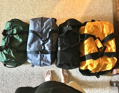 Duffel bags ready to travel.................20190422 112/365 by lamarstyle