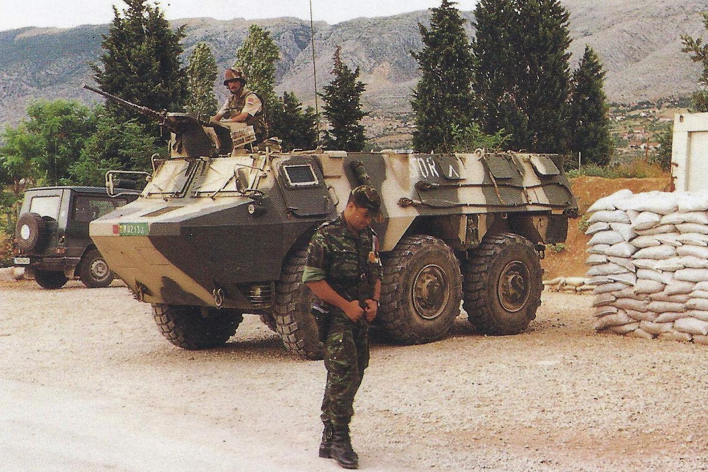 Les F.A.R. en Bosnie  IFOR, SFOR et EUFOR Althea 47674076632_91a95f7288_o